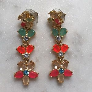 Kate Spade Gemstone Earrings